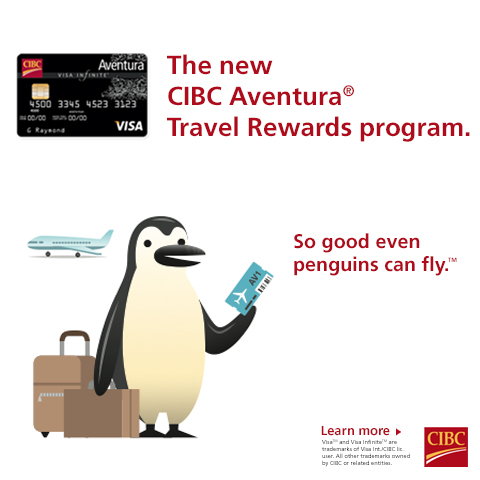 Get the most from CIBC Rewards.